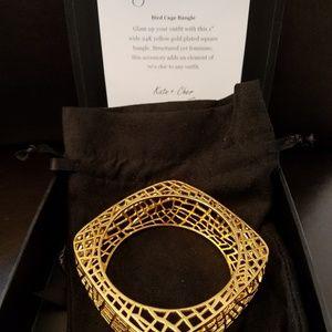 Jewelmint Bird Cage Bangle New in Box